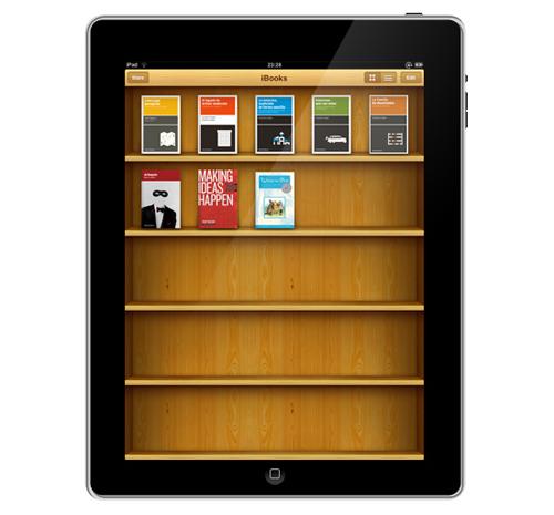 Libros de Cabecera en iBook